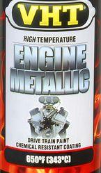 Motorblok lak metallic -Engine metallic paint